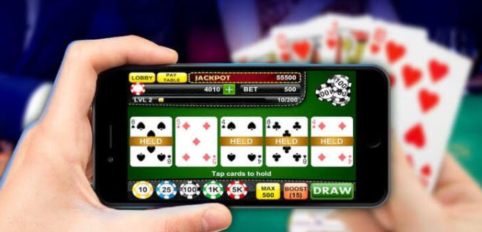 VIDEO POKER ONLINE CASINO